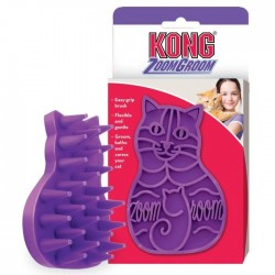 Kong ZoomGroom pour chat
