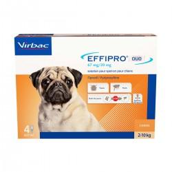 Effipro Duo Spot On Petits...