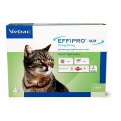 Virbac Effipro Duo S/O Chat...
