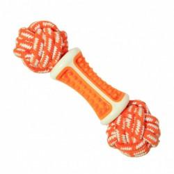 Jouet Os twist dental ball...