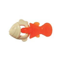 Jouet Tug Fish pour chiots...