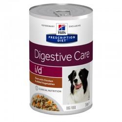 Hill's prescription Diet canine I/d Digestive Care Mijoté   12 x 354 g