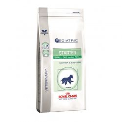 Royal Canin Vet Care Nutrition Pediatric Starter Small Dog Chiot   1,5 kg
