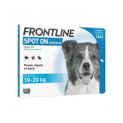 Frontline Spot on chien...