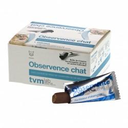 Observence chat   6 barres...