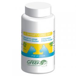 Shampooing sec Greenvet -...