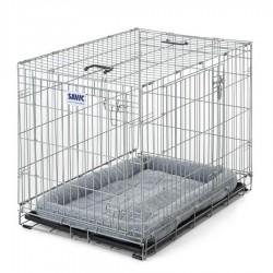 Cage pliante pour chien en...