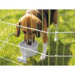 Gamelle plastique pour cage